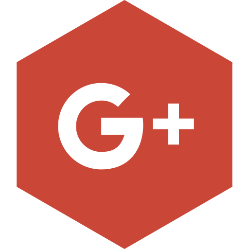 google plus social media share
