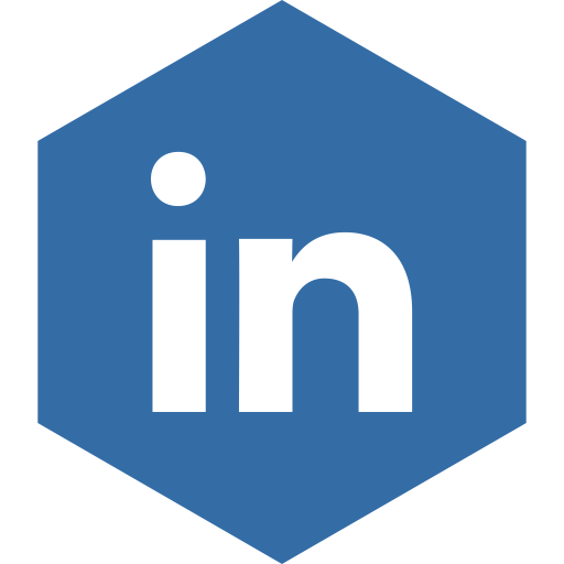 linkedin social media share