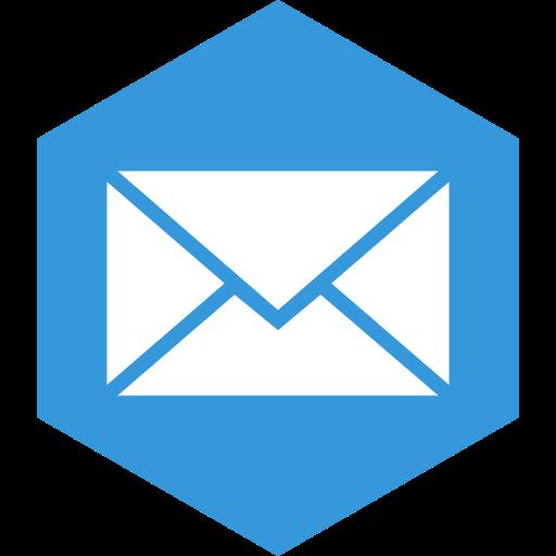mail social media share
